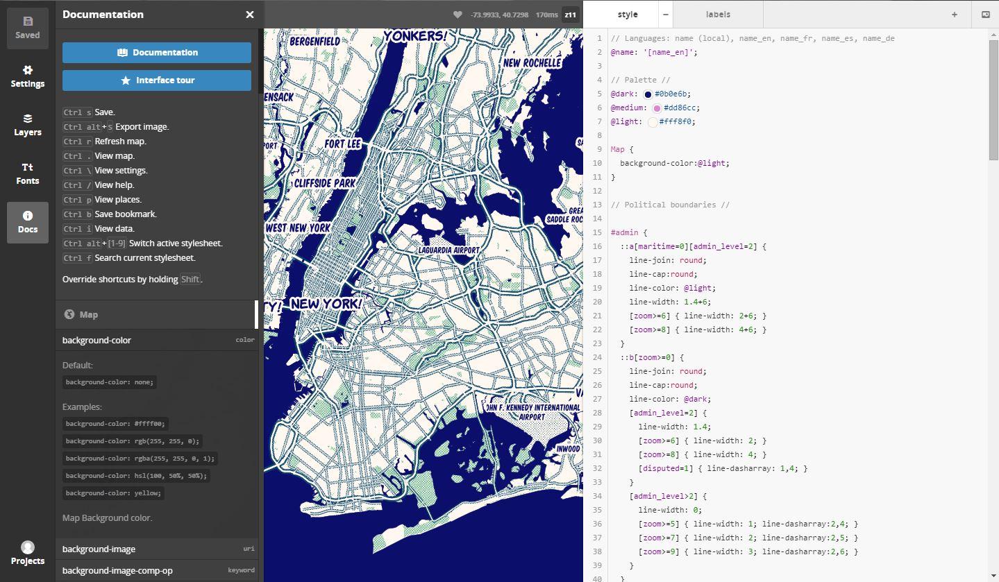 Mapbox | Human Rights Mapping